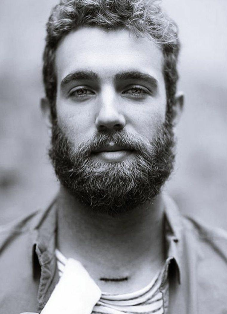 barbas para hombres modernos