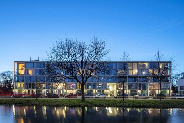 bloque-pisos-loft-ideas-estilo-arquitectura