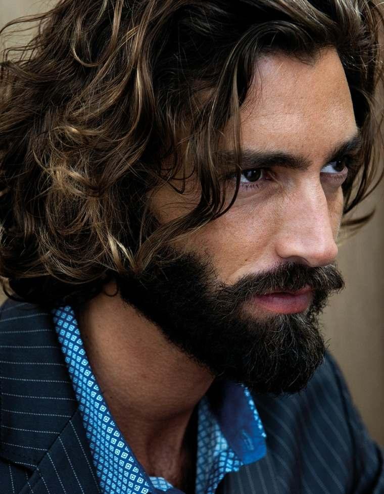 cabello-largo-barba-ideas-2019