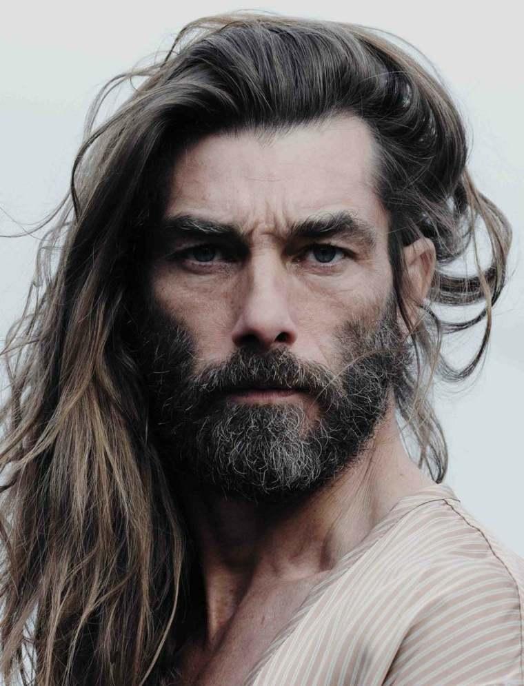 cabello-largo-opciones-ideas-barba-opciones