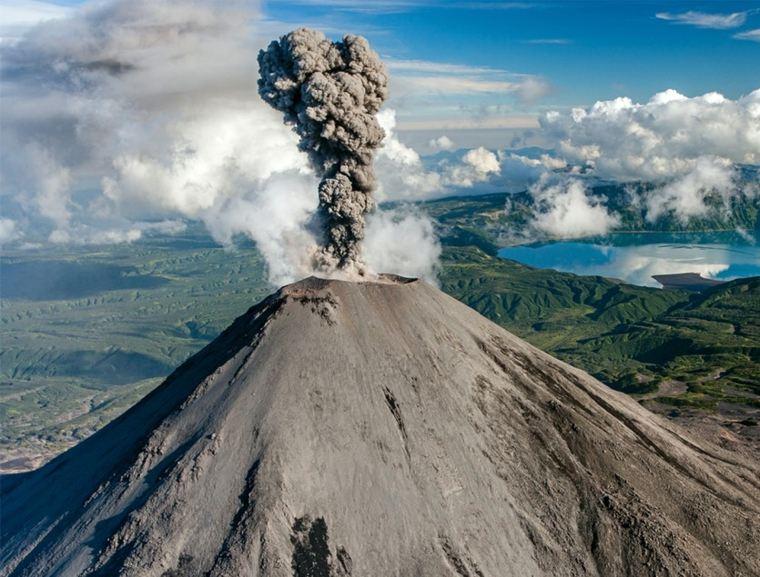 cambio climático soluciones- bacteria-volcano