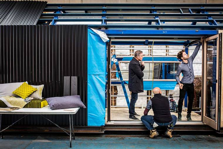 casa modular-futuro-Maddison-architectes