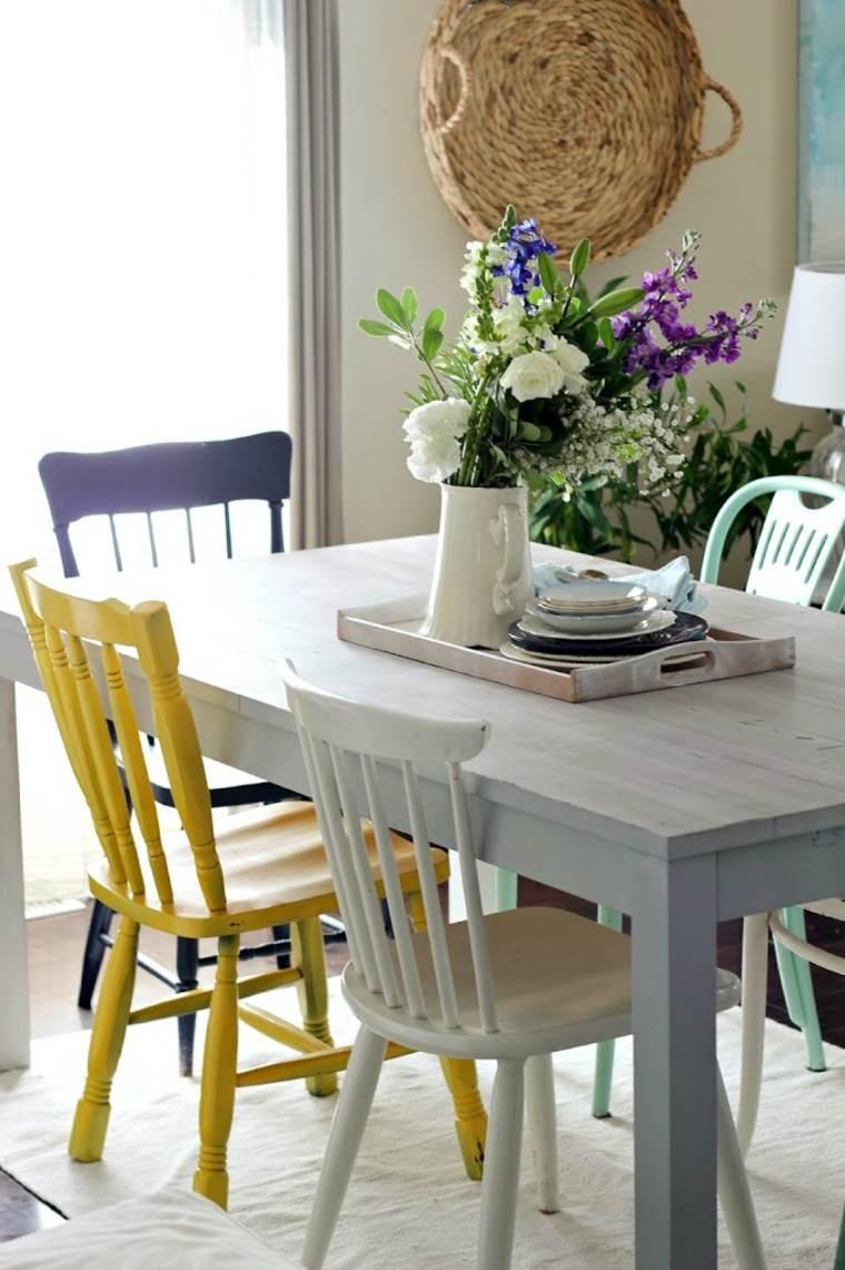 comedor-cocina-decorar-flores