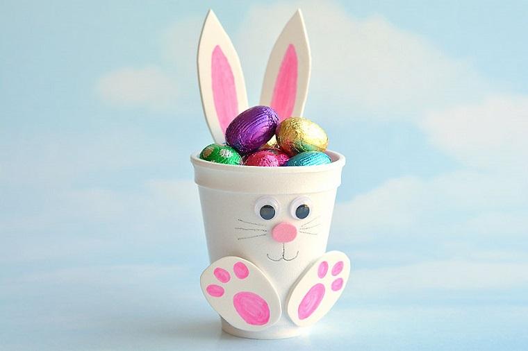 conejos-vasos-blancos-ideas