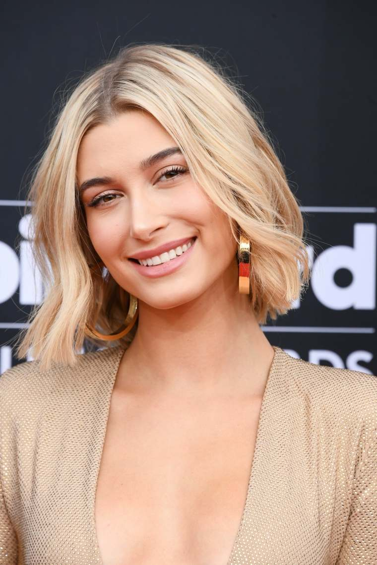 corte-bob-2019-ideas-Hailey-Bieber