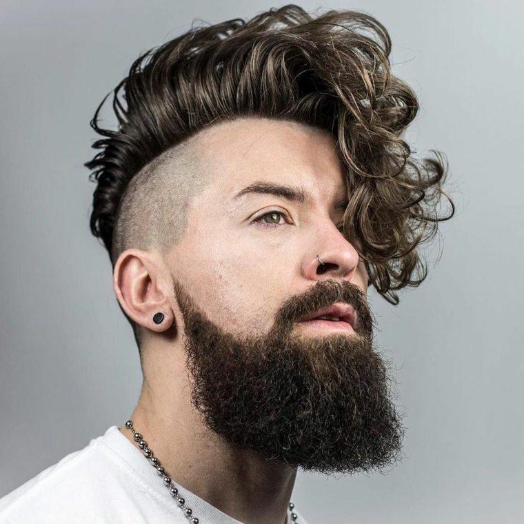 corte-cabello-pompadour-hobre-consejos-barba