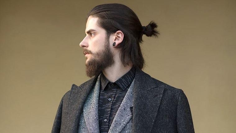 cortes-de-cabello-2019-cabello-recogido