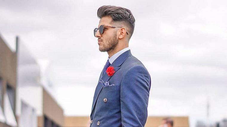 cortes-de-cabello-2019-hombre-Mid-Fade