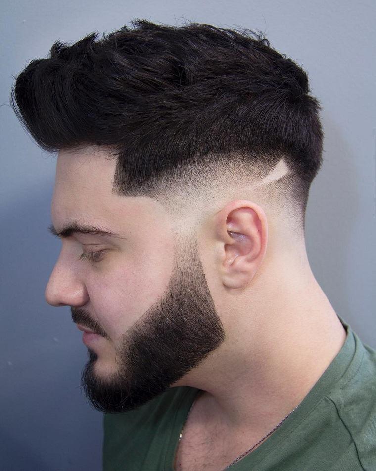 cortes-fade-diseno-moda-masculina-2019