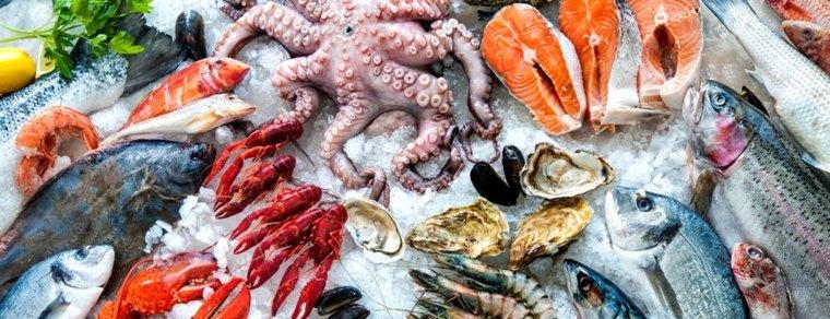 dieta keto mariscos variados