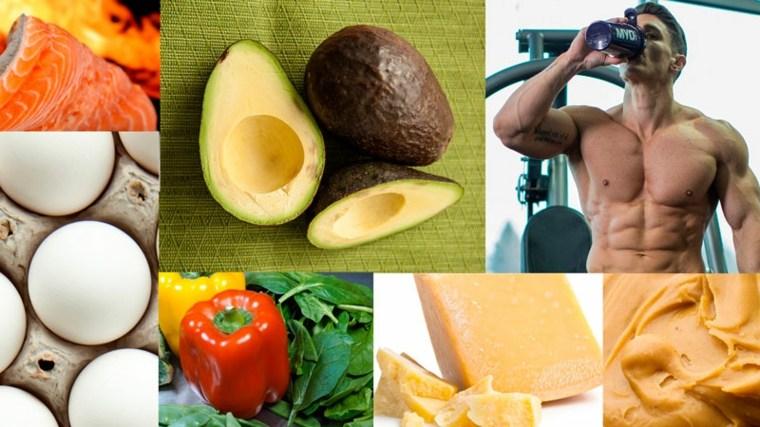dieta keto productos adecuados