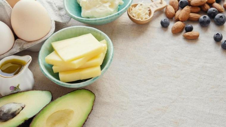 dieta keto productos recomendados