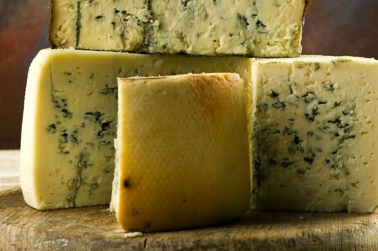 dieta keto quesos