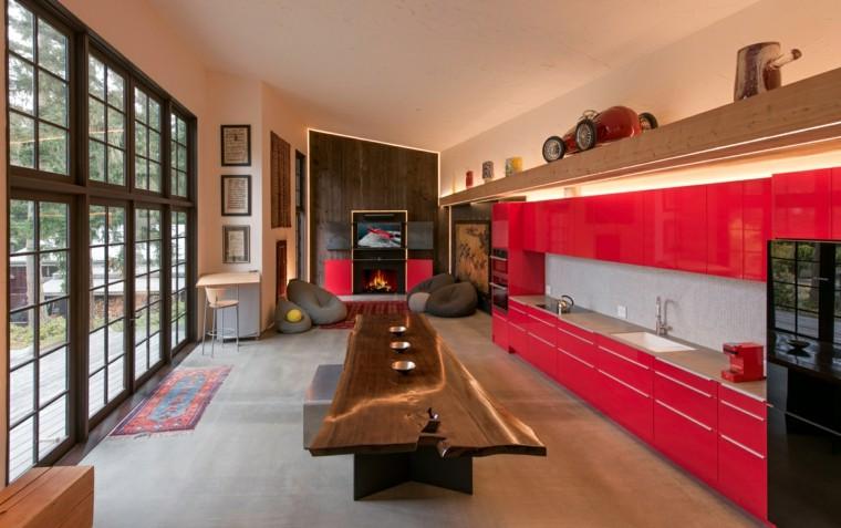 el-granero-inclidesign-cocina-roja