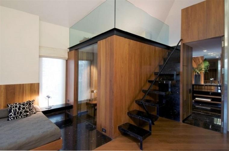escaleras-de-marmol-negro-dormitorio