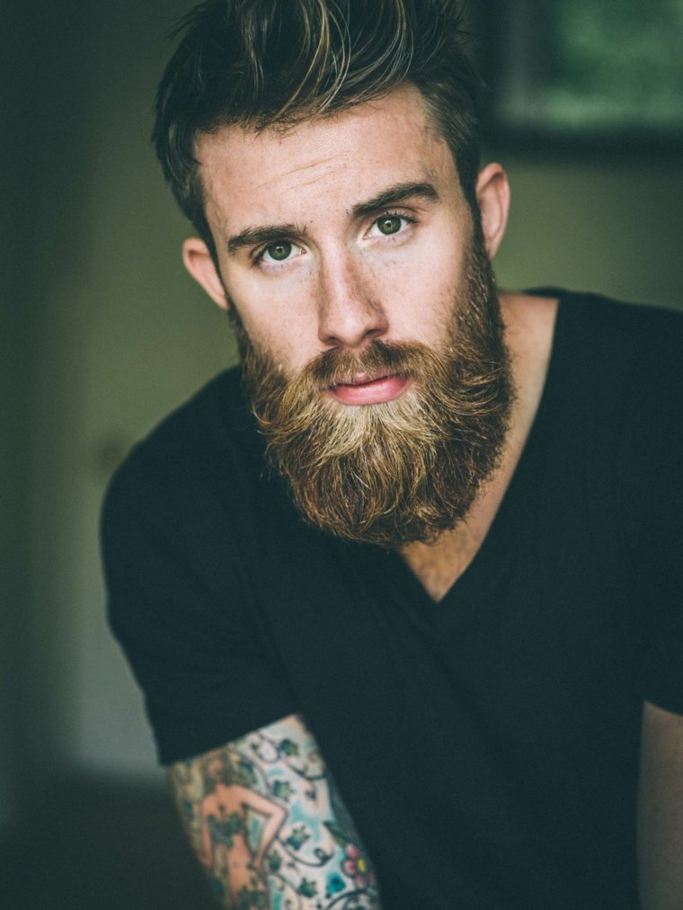 esilos de barbas ideas