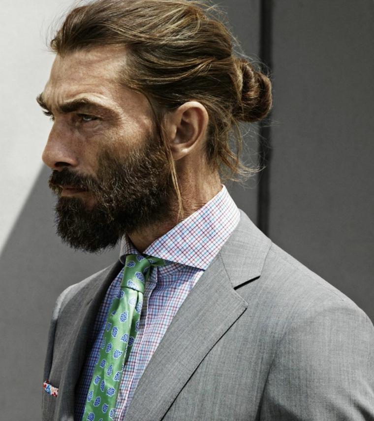 estilo-barba-hombre-cabello-masculino