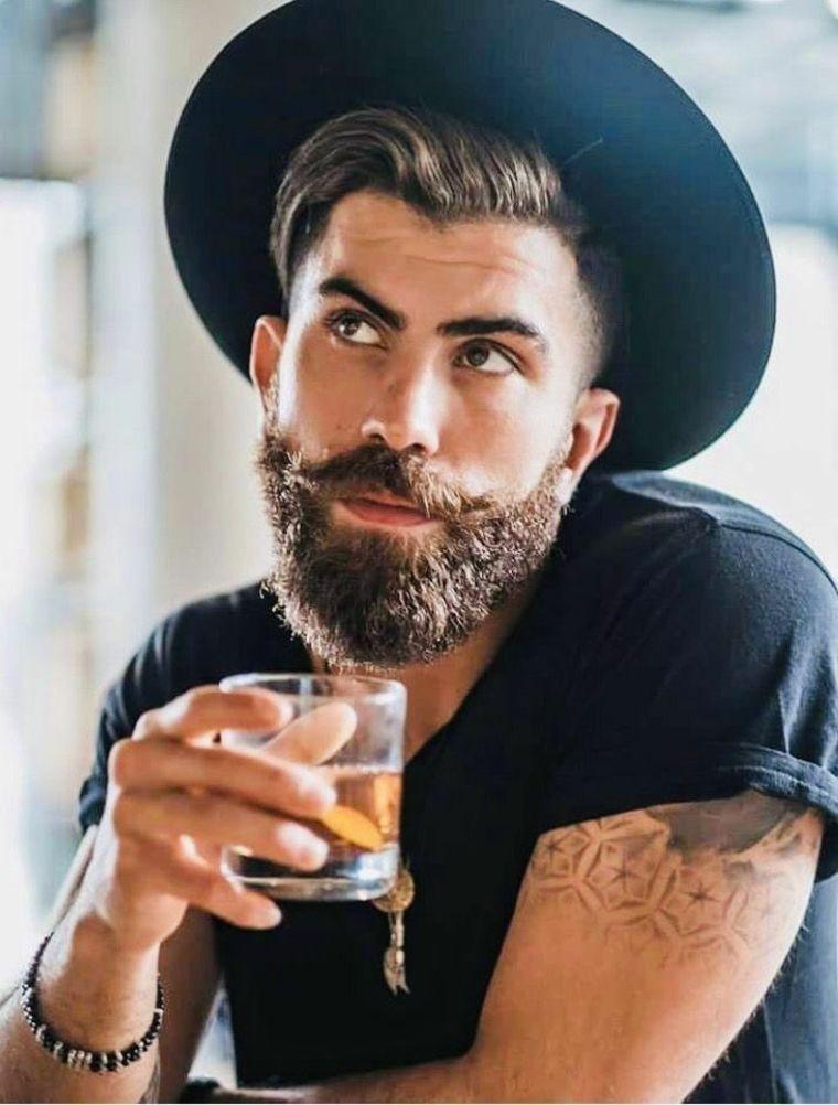 estilos de barbas 2019