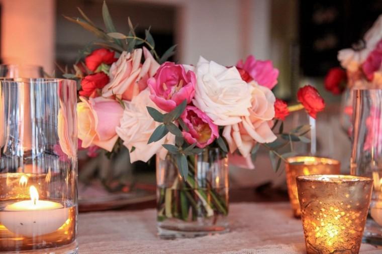 flores-vaso-cristal-decorar-mesa