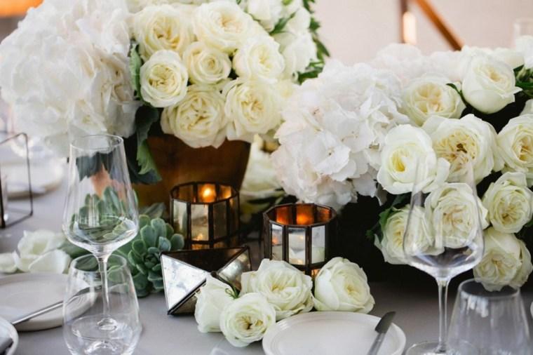 fotos de ramos de flores-arreglo-floral-blanco