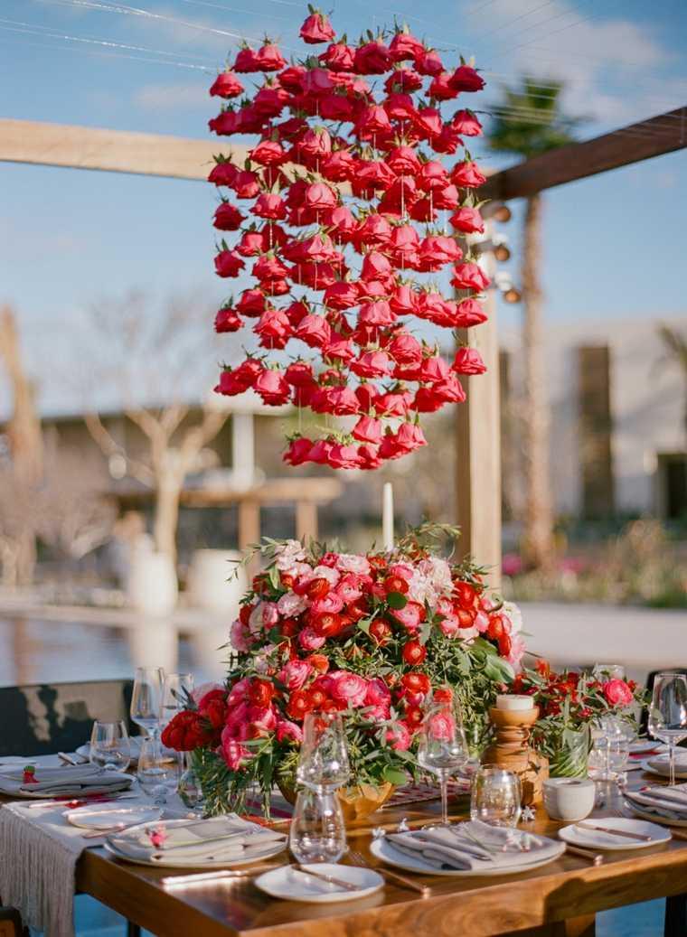 fotos de ramos de flores-arreglo-flotante