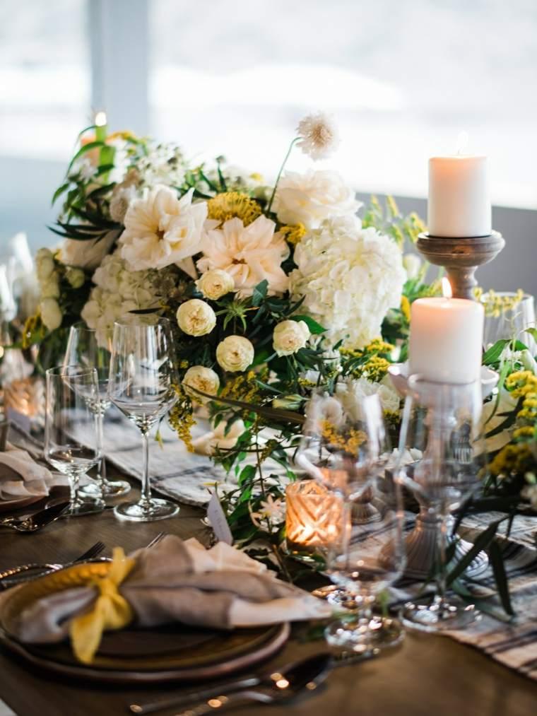 fotos-de-ramos-de-flores-flores-blancas-amarillas