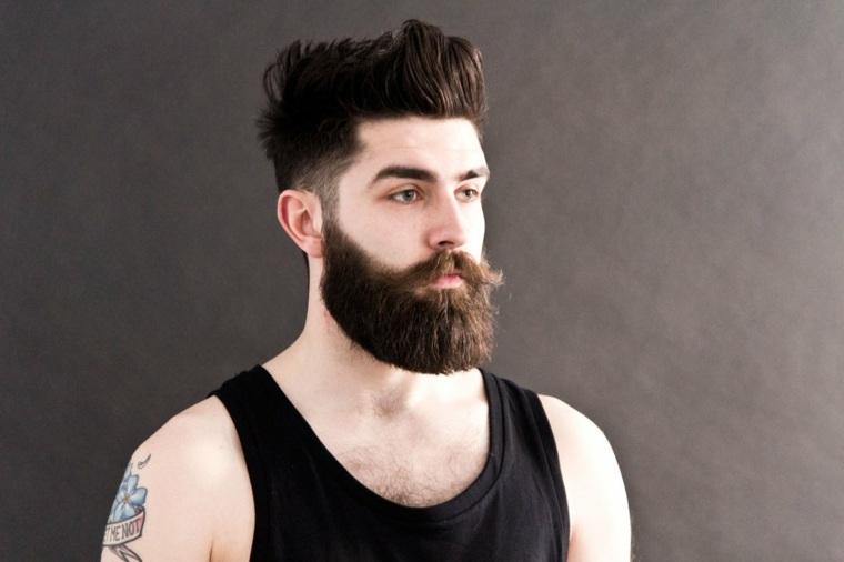 idea de barba