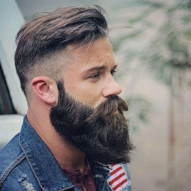 ideas barba cara redonda