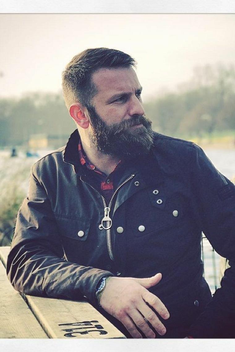 ideas para hombres barbas