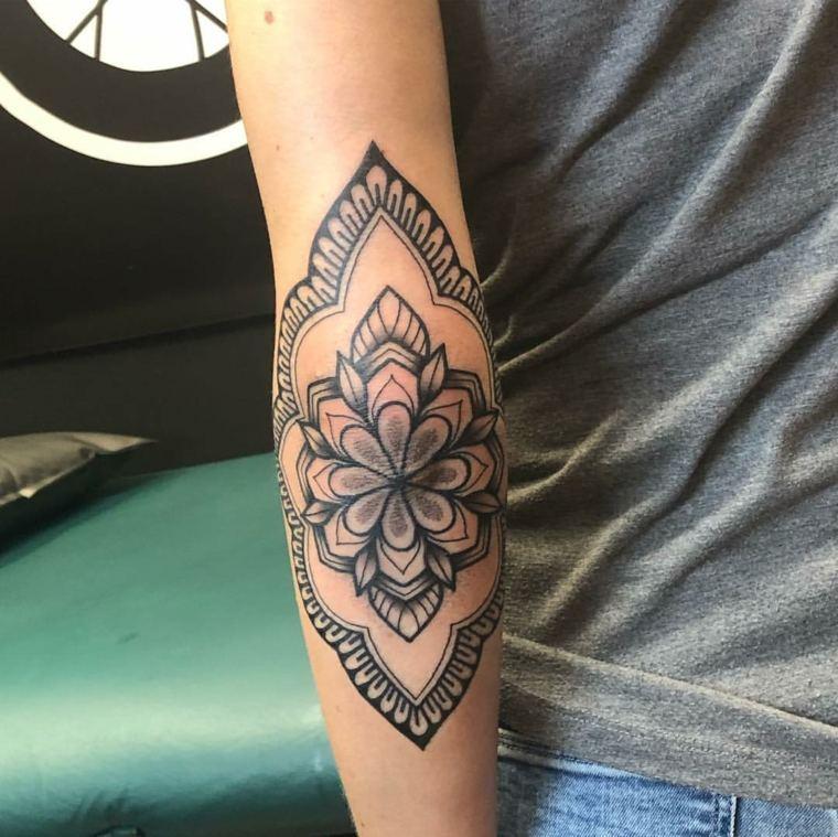 ideas-tatuajes-mandala-estilo