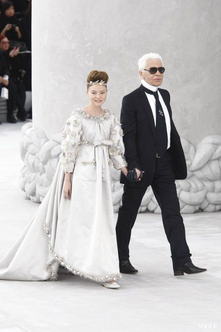 Karl Lagerfeld-modelos-musas-Devon-Aoki
