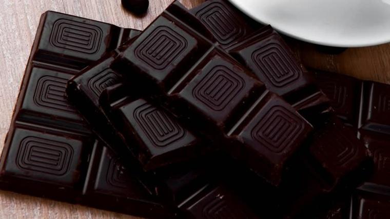 keto dieta chocolate negro
