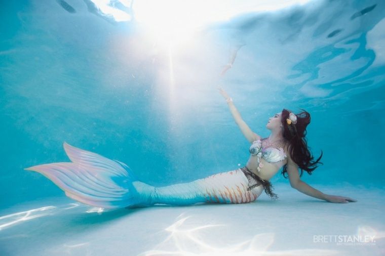 la sirena y la luz
