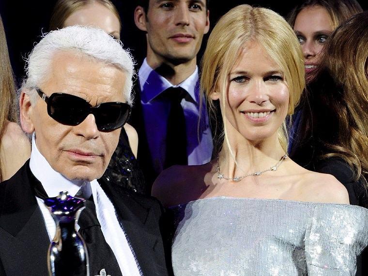 Karl Lagerfeld-schiffer-modelo-musa