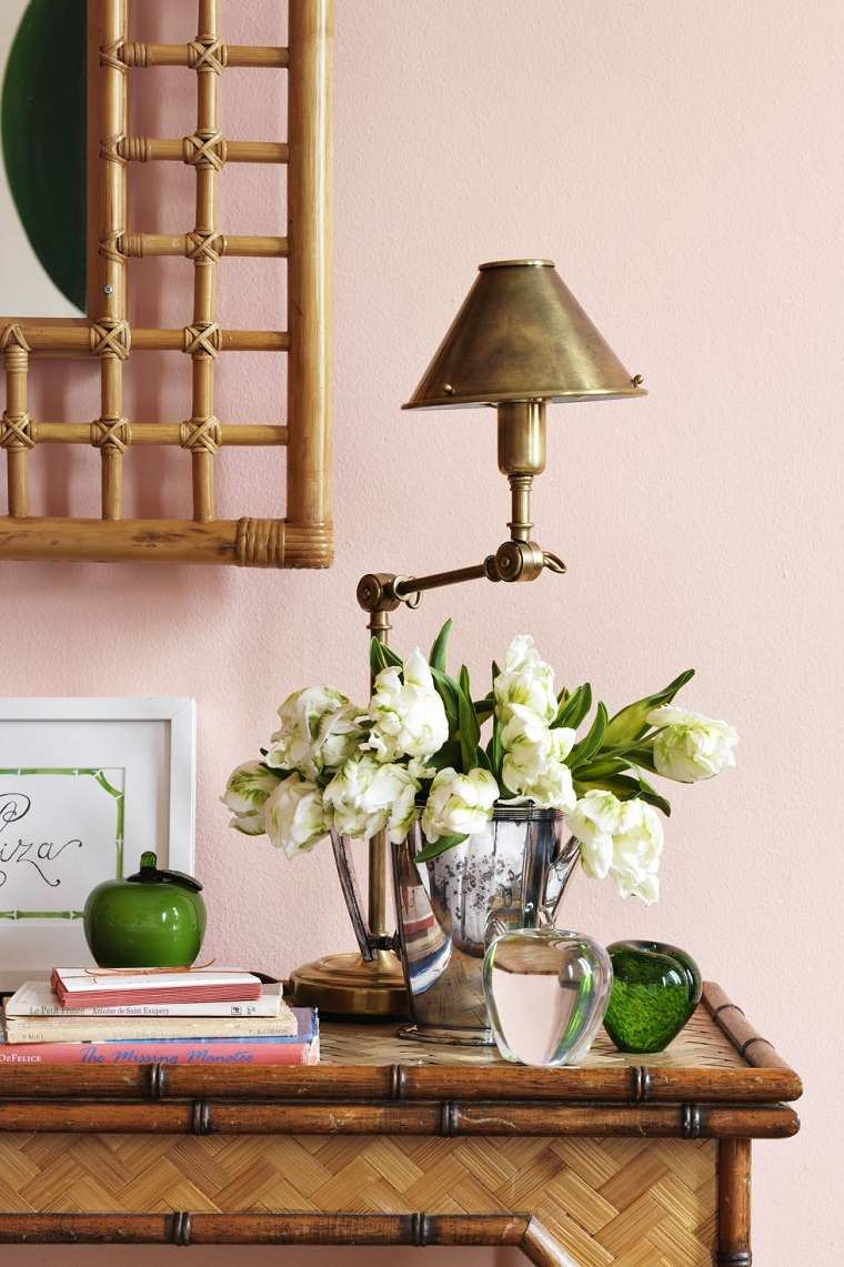 mesa-tulipanes-blancos-ramo