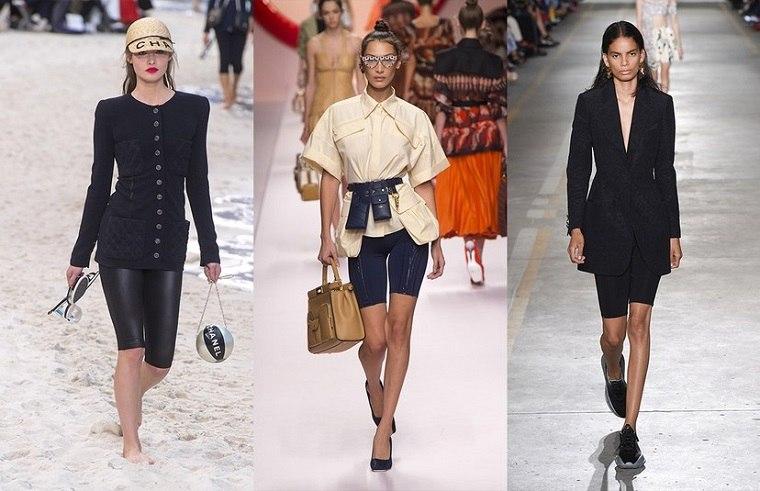 Chanel, Fendi, Roberto Cavalli