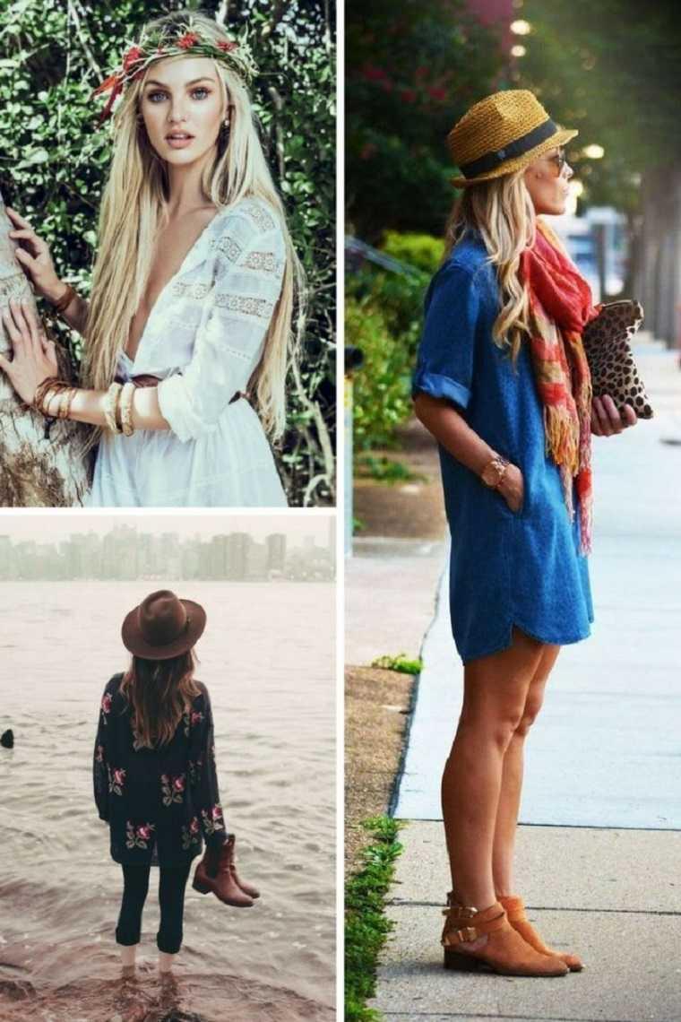 Tendencias en moda boho chic para este verano