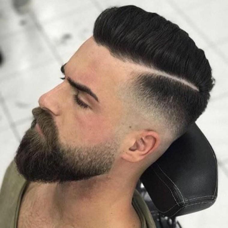peinados y barbas