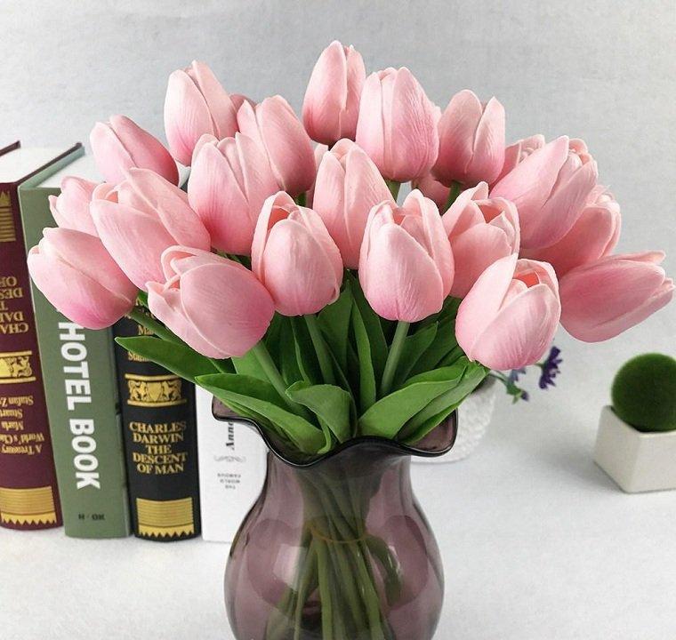 ramo-color-rosa-claro-tulipanes-opciones