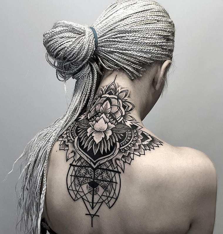 tattoo-cabello-rubio-mujer-ideas