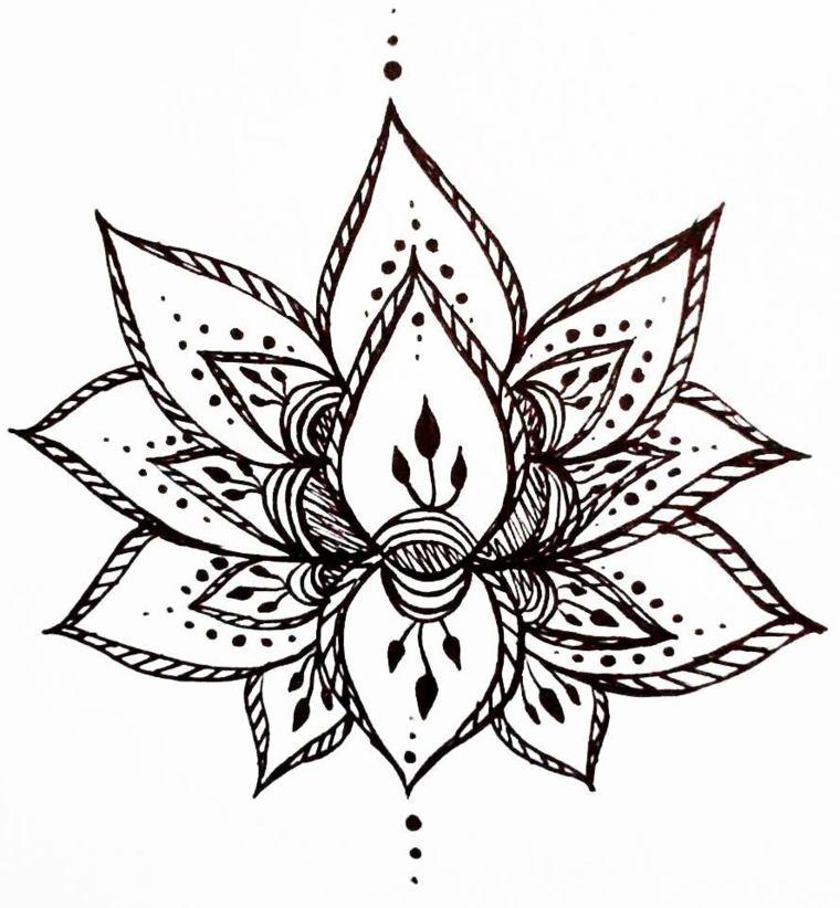 tattoo-mandala-diseno-ideas-tatuaje-dibujo