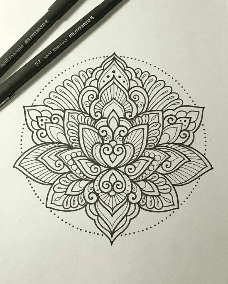 tattoo-mandala-diseno-loto-dibujo