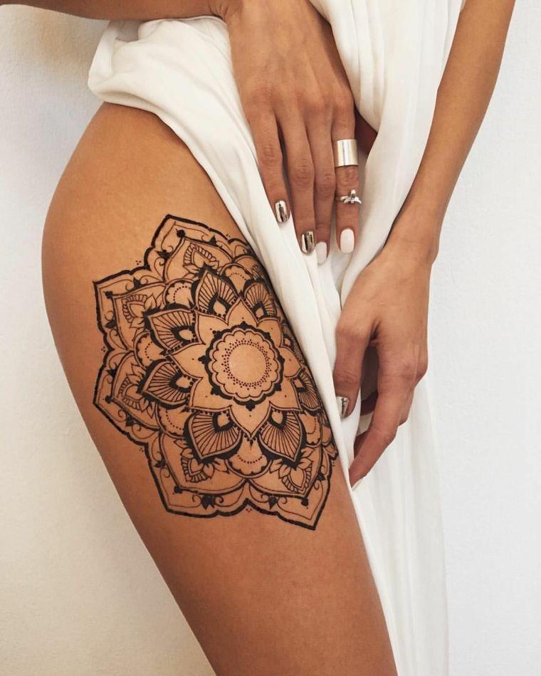 tatuaje-estilo-moda-mujer-pierna-estilo
