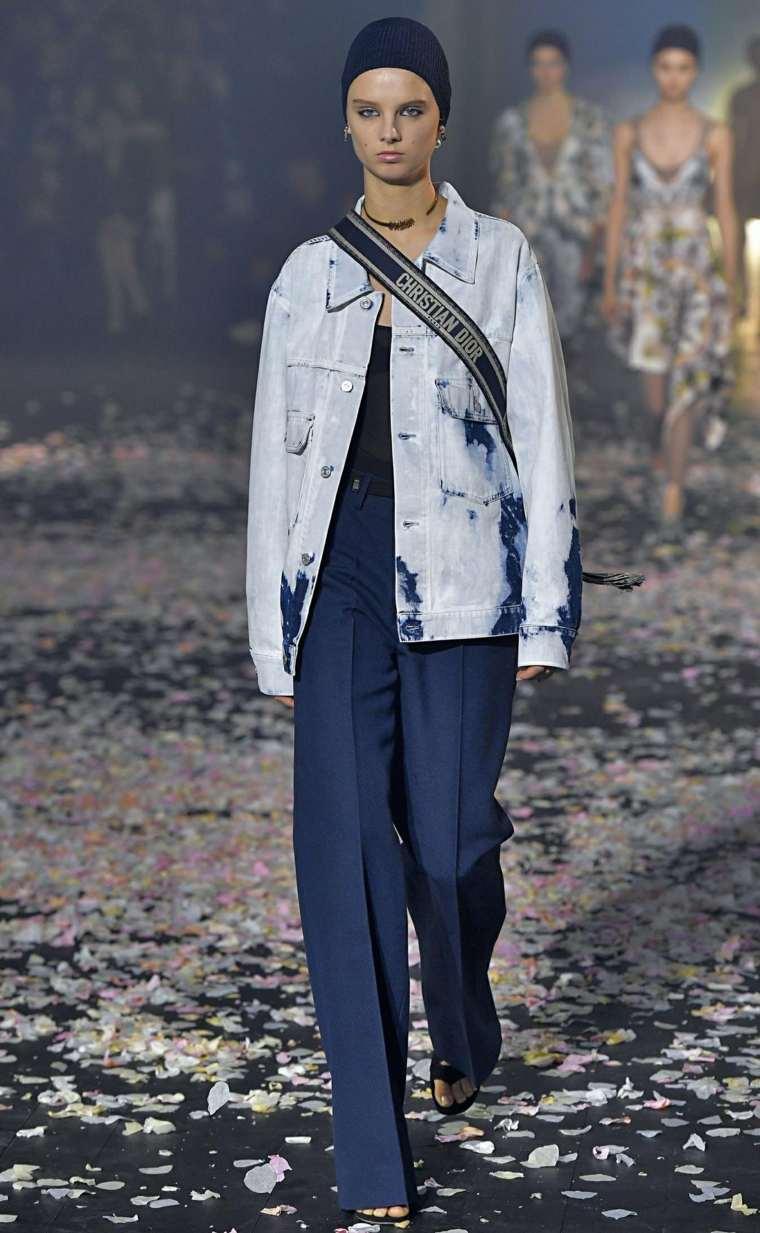 tendencias-2019 chaqueta de mezclilla