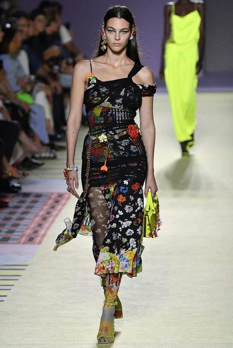 tendencias 2019 primavera Versace