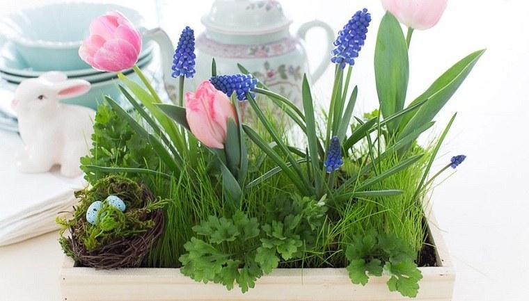 tulipanes-arreglo-centro-mesa-primavera