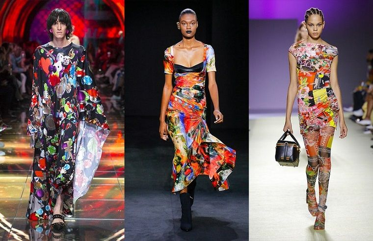 Balenciaga, Mugler, Versace