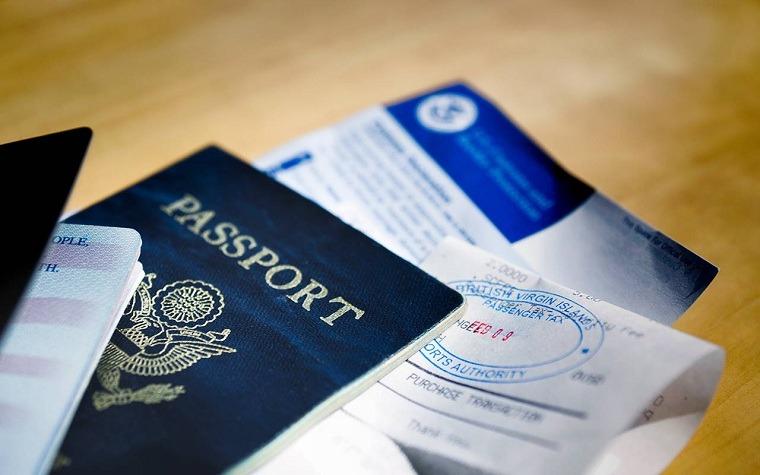viajar a estados unidos-pasaporte