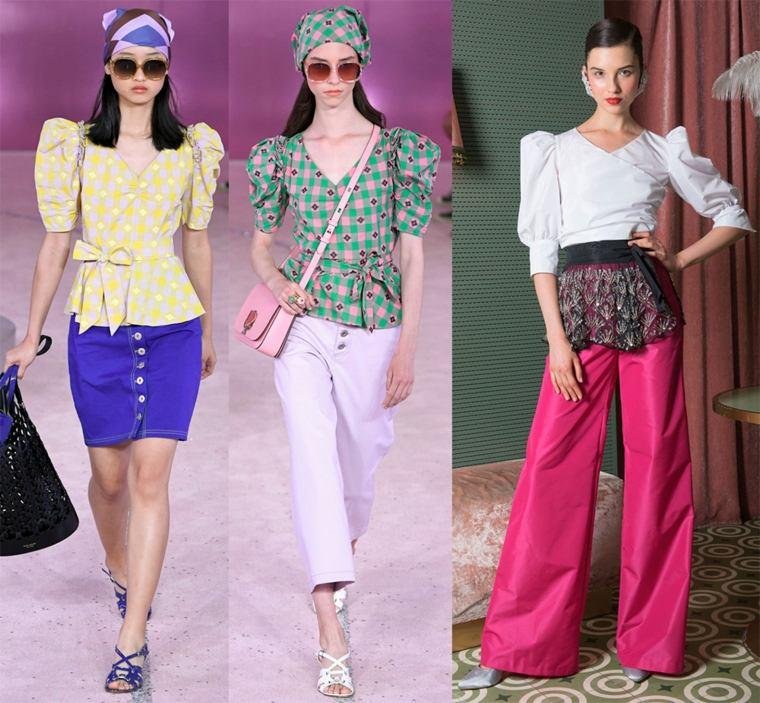 2019-mujer-disenos-estilo-verano-ropa