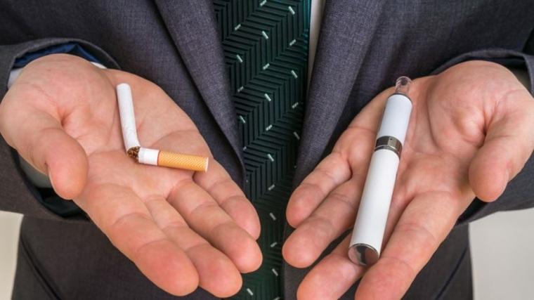 Cigarro electrónico para dejar de fumar